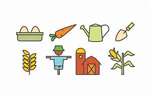 Agriculture icon set - Download Free Vector Art, Stock ...