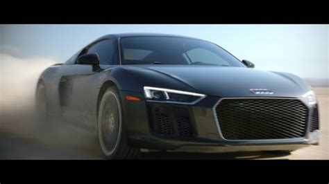 New Audi R8 2017 And Airbnb Commercial