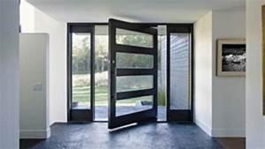 Porte Entrée Aluminium Rénovation : la porte en aluminium un bon achat ~ Edinachiropracticcenter.com Idées de Décoration