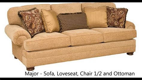 Loveseat And Chair Set by King Hickory Quot Major Quot Sofa Loveseat Chair 1 2 At Barnett