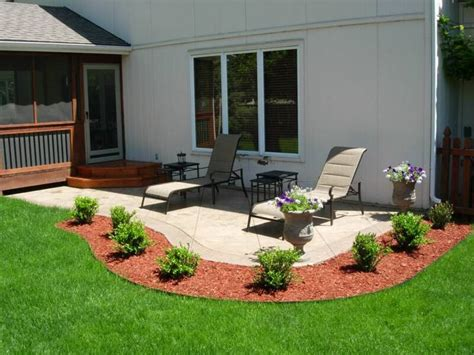 best 25 landscaping around patio ideas on