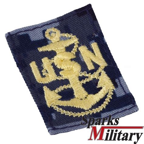 Navy Petty Officer Rank Insignia For Nwu Type 1 Uniform Buy
