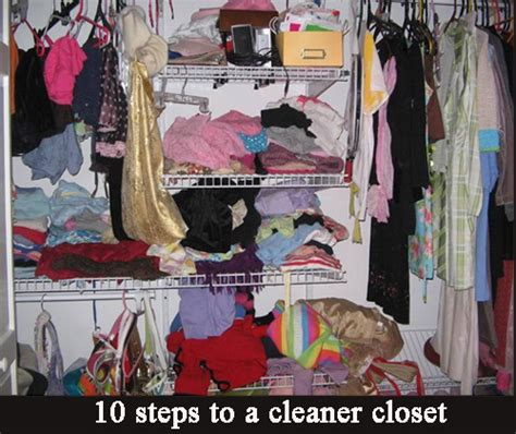 the best way to clean out your closet the stressed