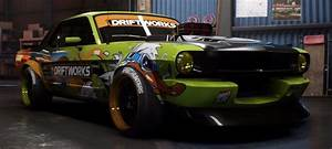 Need for Speed Payback Build of the Week #13 - 1965 Ford Mustang — The Nobeds