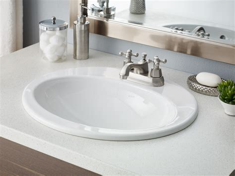 Aria Drop-in Sink-cheviot Products