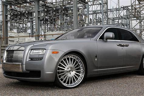 Ghost  Grey  Rolls Royce  Car Gallery Forgiato