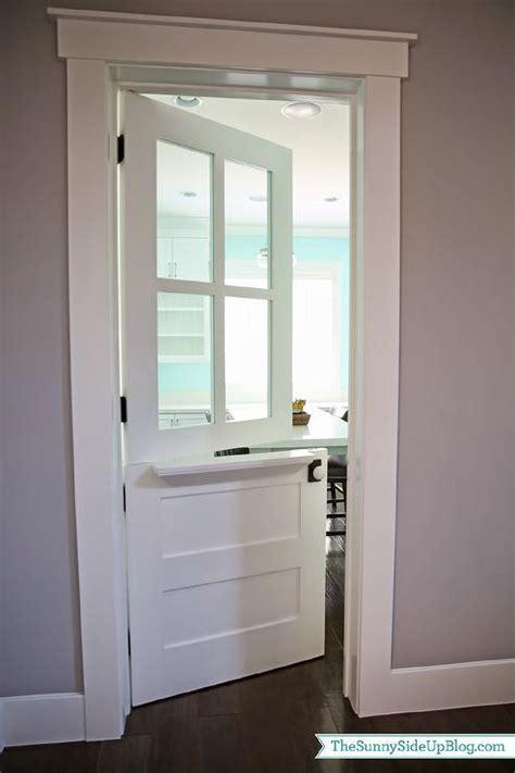 interior dutch door transitional denlibraryoffice