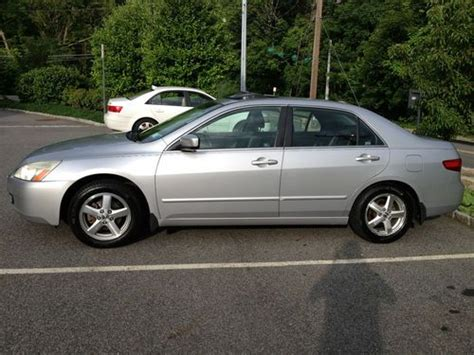 2005 honda accord 2 door purchase used 2005 honda accord ex sedan 4 door 2 4l in