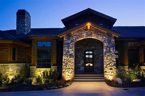 Outdoor Lighting : Outdoor Residential Security Lighting Ideas And Pictures