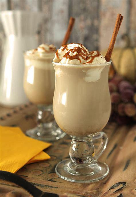 dessert coffee  baileys pumpkin spice liqueur