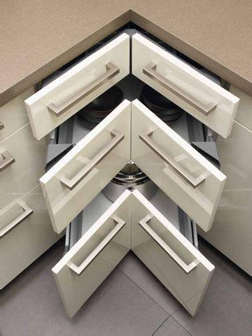 plan de travail d angle cuisine les 25 meilleures idées concernant meubles d 39 angle sur