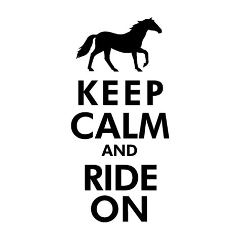 calm ride  wall quotes decal wallquotescom