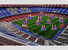Así queda la plantilla del FC Barcelona 20162017