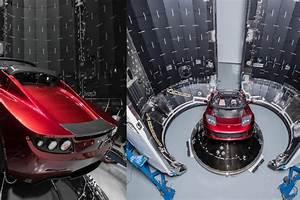 Tesla Dans Lespace : elon musk va envoyer une tesla roadster 2012 dans l 39 espace via spacex ~ Nature-et-papiers.com Idées de Décoration