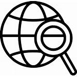 Icon Internet Communication Network Browser Svg Seo