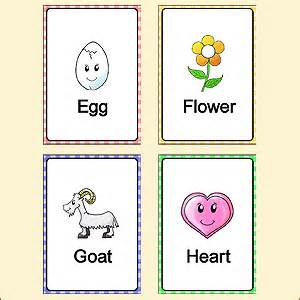 flash card flash cards for children