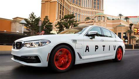 Aptiv, Lyft Use Latest Tech On Self-driving Fleet In Las