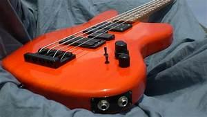 Nbd  Warmoth Jaguar Bass