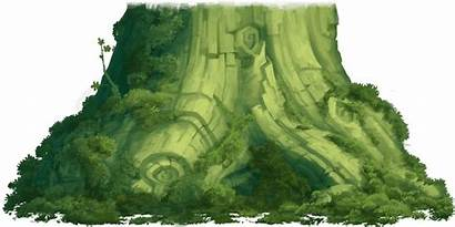 Rayman Tree Pieces Concept Forest Reference Fantasy