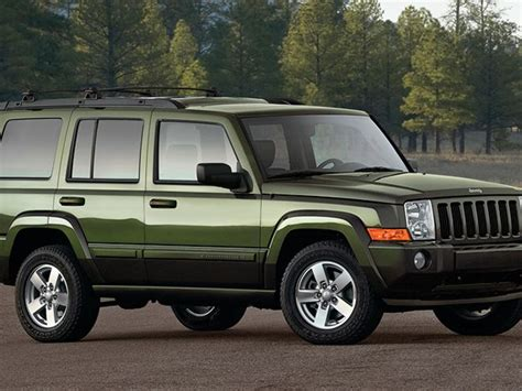 Jeep Commander Specs by 2010 Jeep Commander Towing Specs