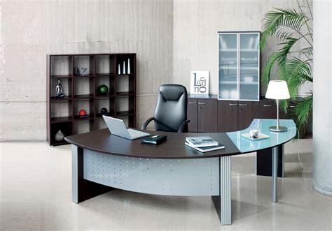 bureau de direction contemporain des meubles de bureau design pour un espace de travail