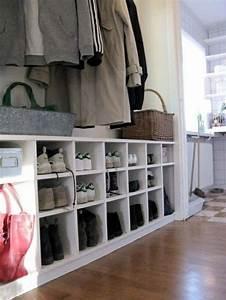 Ideen Für Garderobe : garderobe idee ~ Frokenaadalensverden.com Haus und Dekorationen