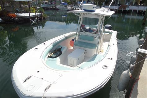 Aluminum Fishing Boats For Sale In Florida by Used Center Console Boats For Sale In Florida Boats