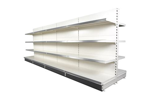 Buy Double Sided Gondola Bays In Stock Nabco Retail