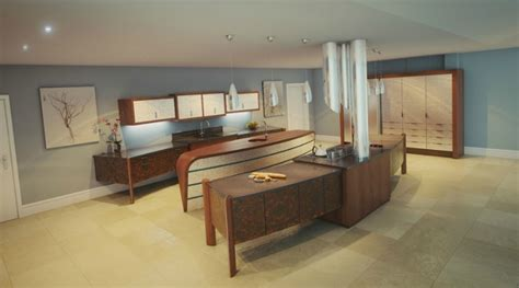 unusual kitchen design   Interior Design Ideas.