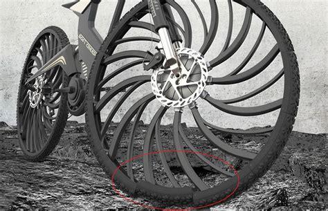 Soft Creeper New Type Of Bike Tires