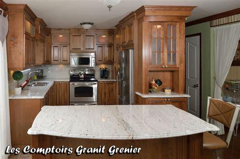 cuisine granit comptoirs granit grenier comptoirs de cuisine en granit