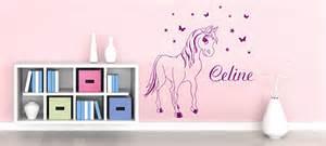 rosa küche mädchenzimmer wandtattoos mädchen motive mit name wandtattoo de
