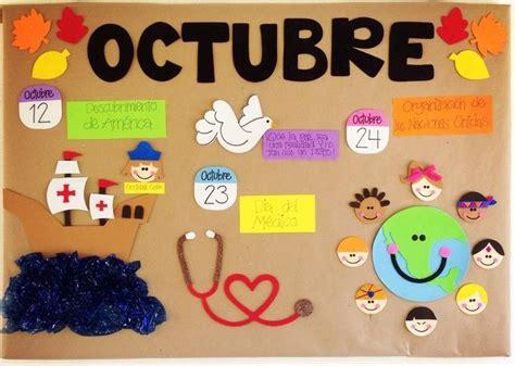periodico mural octubre vuestras propuestas 3 imagenes educativas