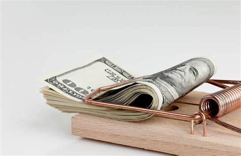 debt traps   avoid debt   careful