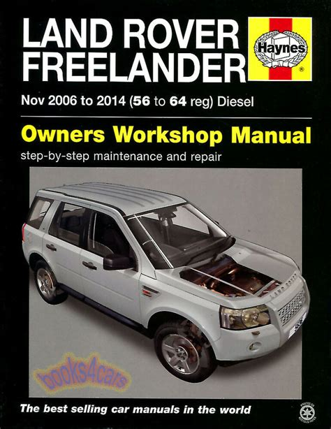 motor repair manual 2007 land rover range rover sport free book repair manuals freelander shop manual land rover service repair book haynes 2007 2014 ebay
