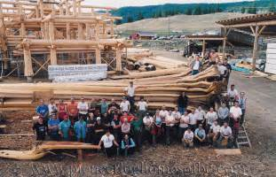Log Home Floor Plans And Prices