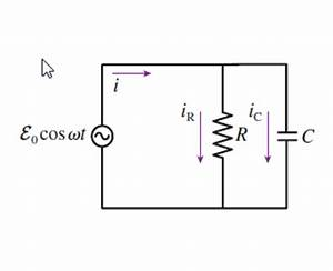 solved the figure figure 1 shows a parallel rc circuit With rc circuit analysis