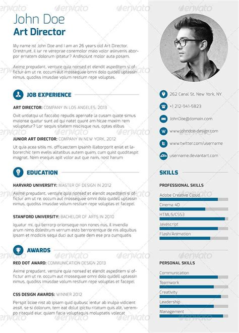 36 best images about cv on cool resumes