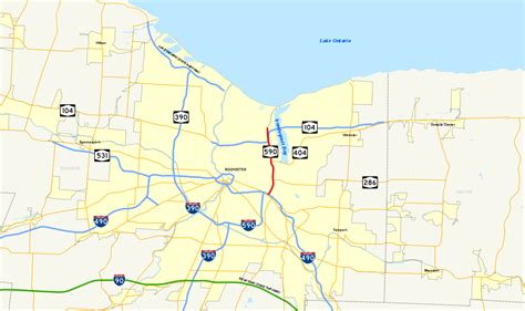 New York State Route 590 - Wikipedia