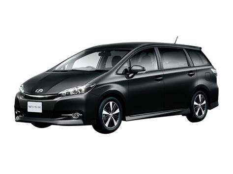 Toyota Wish 2018 Prices In Pakistan, Pictures And Reviews
