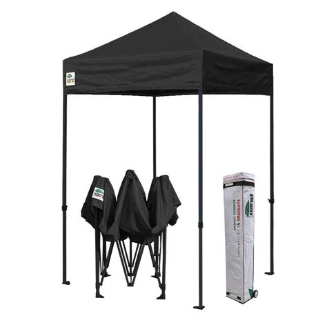 eurmax  black ez pop  commercial canopy