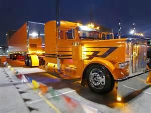 Peterbilt Semi-Trucks