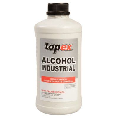 alcohol industrial  topex