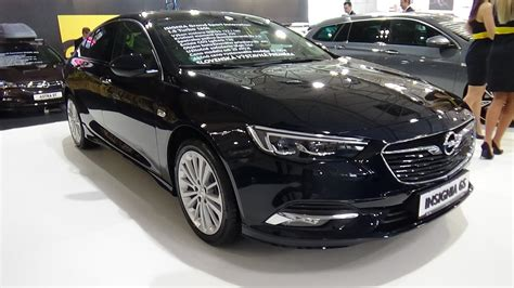 2018 Opel Insignia Gs  Exterior And Interior  Auto Salon