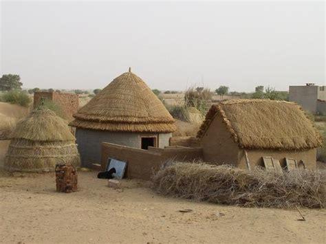 village thar desert photo