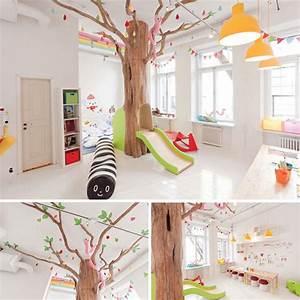 10 Friendly & Fun Kids Playrooms ~ Tinyme Blog