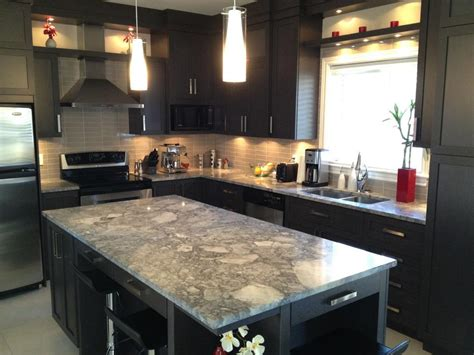 emejing granite gris cuisine photos lalawgroup us