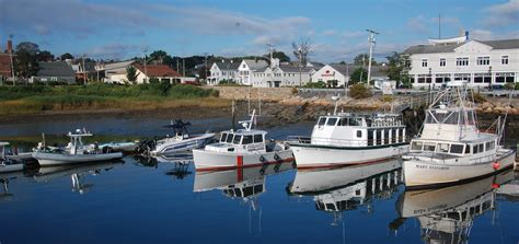 Plymouth Harbor Management Draft Plan Unveiled