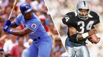 Bo Jackson's birthday present? Somebody put him in a Hall