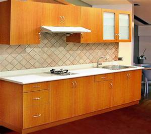 simple kitchen cabinet designs pictures kitchentoday With simple design for kitchen cabinet